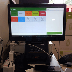 Desktop_POS_With_Built_In_Printer_Installed_For_Uslim_Total_Care_Solutions_Singapore_Simplus