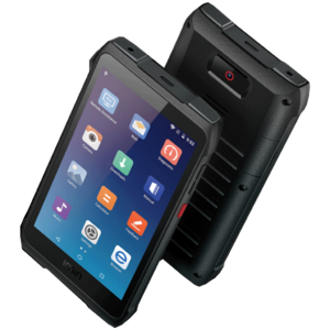 An image of our handheld mobile POS machine