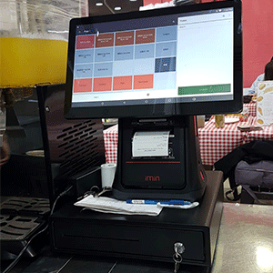 POS_Machine_With_Built_In_Printer_Installed_For_Jalan_Sultan_Kopi_Singapore_Simplus
